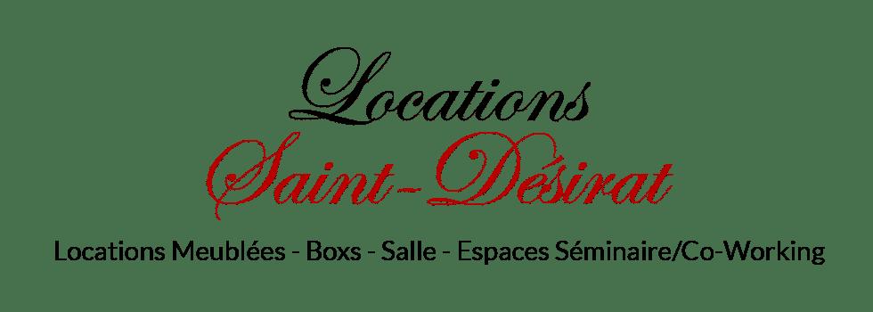 Locations Saint-Désirat | Locations Meublées – Boxs – Salle/Espace Séminaire/Co-Working